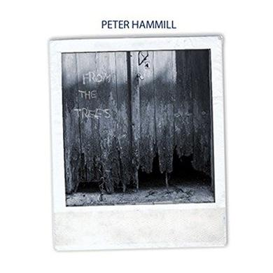 Peter Hammill FROM THE TREES Vinyl Record