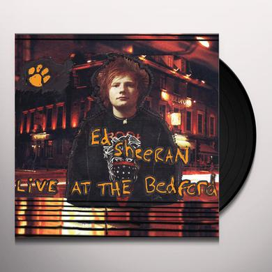 Ed Sheeran LIVE AT THE BEDFORD Vinyl Record