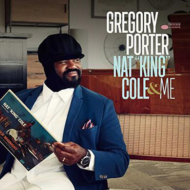 Gregory Porter NAT KING COLE & ME Vinyl Record