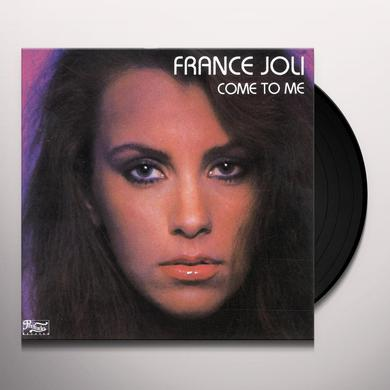 France Joli COME TO ME / COME TO ME Vinyl Record