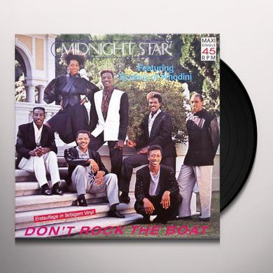 Midnight Star DONT ROCK THE BOAT / SNAKE IN THE GRASS Vinyl Record