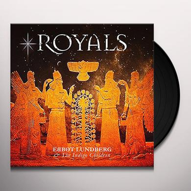 Ebbot Lundberg ROYALS Vinyl Record