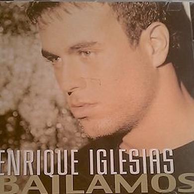 Enrique Iglesias BAILAMOS Vinyl Record