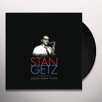 STAN GETZ BOSSA NOVA YEARS Vinyl Record