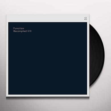 Function RECOMPILED II / II Vinyl Record