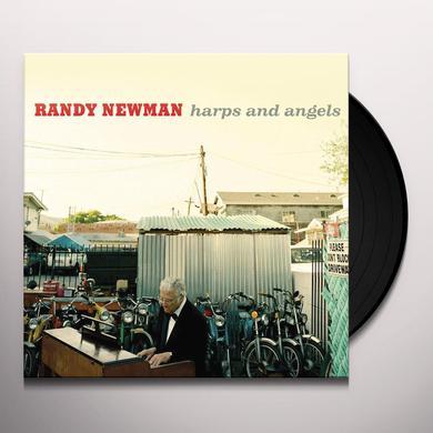 Randy Newman HARPS & ANGELS Vinyl Record