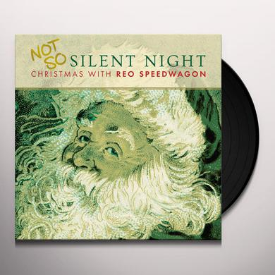 NOT SO SILENT - CHRISTMAS WITH REO SPEEDWAGON Vinyl Record