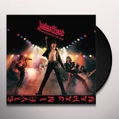 Judas Priest UNLEASHED IN THE EAST: LIVE IN JAPAN Vinyl Record