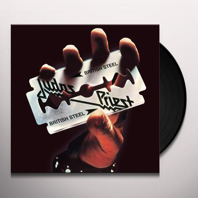 Judas Priest BRITISH STEEL Vinyl Record
