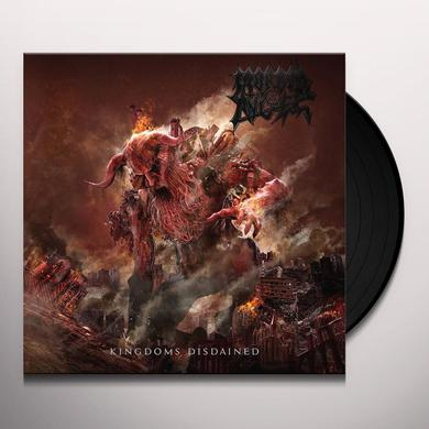 Morbid Angel KINGDOMS DISDAINED Vinyl Record