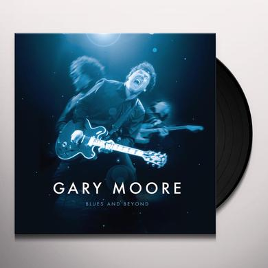 Gary Moore BLUES & BEYOND Vinyl Record