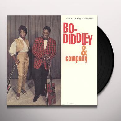 BO DIDDLEY & COMPANY Vinyl Record