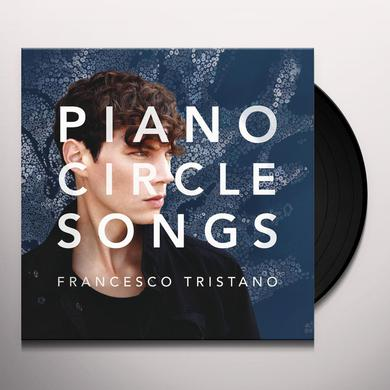 Francesco Tristano PIANO CIRCLE SONGS Vinyl Record