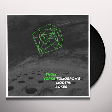 Thom Yorke TOMORROW'S MODERN BOXES Vinyl Record