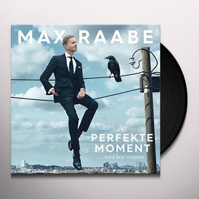 Max Raabe DER PERFEKTE MOMENT: WIRD HEUT VERPENNT Vinyl Record