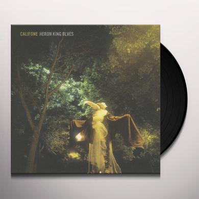 Califone HERON KING BLUES Vinyl Record