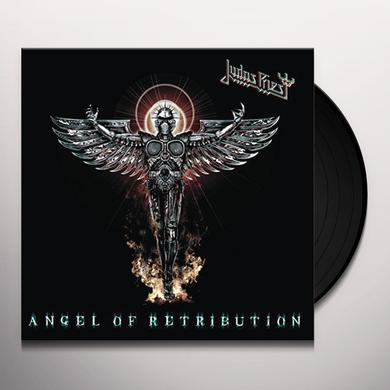 Judas Priest ANGEL OF RETRIBUTION Vinyl Record