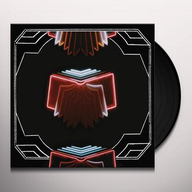Arcade Fire NEON BIBLE Vinyl Record