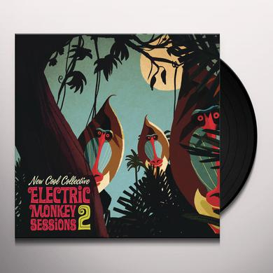 New Cool Collective ELECTRIC MONKEY SESSIONS 2 Vinyl Record