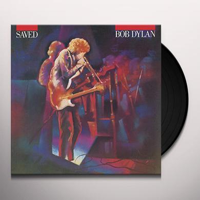 Bob Dylan SAVED Vinyl Record