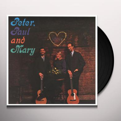 PETER PAUL & MARY (MOVING) Vinyl Record