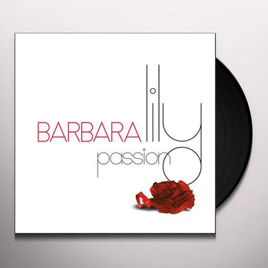 BARBARA LILY PASSION Vinyl Record