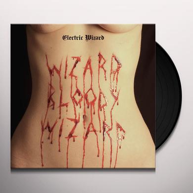 Electric Wizard WIZARD BLOODY WIZARD Vinyl Record