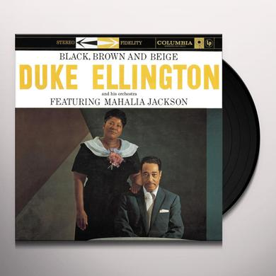 Duke Ellington BLACK BROWN & BEIGE Vinyl Record