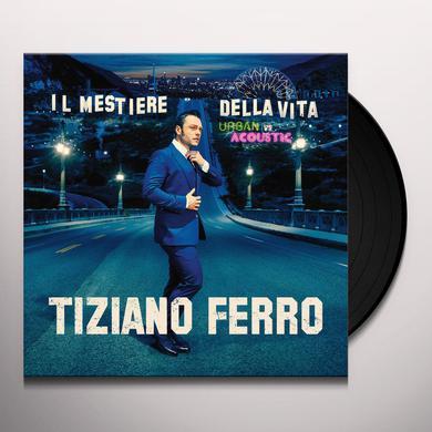 Ferro Tiziano IL MESTIERE DELLA VITA URBAN VS ACOUSTIC Vinyl Record