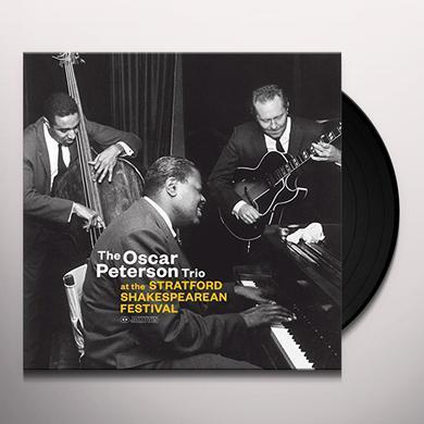Oscar Trio Peterson AT THE STRATFORD SHAKESPEAREAN FESTIVAL Vinyl Record