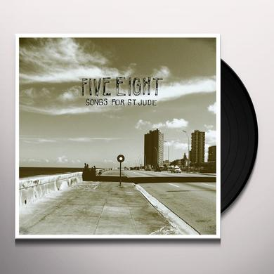 Five Eight SONGS FOR ST JUDE Vinyl Record