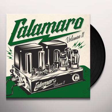 Andres Calamaro VOLUMEN 11 Vinyl Record