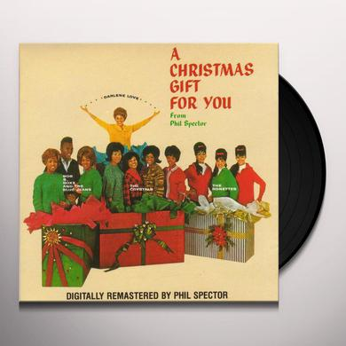 Phil Spector CHRISTMAS GIFT FOR YOU Vinyl Record