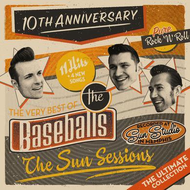 Baseballs SUN SESSIONS Vinyl Record