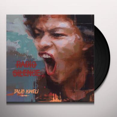 Talib Kweli RADIO SILENCE Vinyl Record