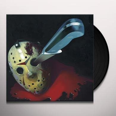 Harry Manfredini FRIDAY THE 13TH - THE FINAL CHAPTER / O.S.T. Vinyl Record