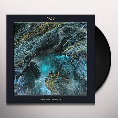 Yob GREAT CESSATION Vinyl Record