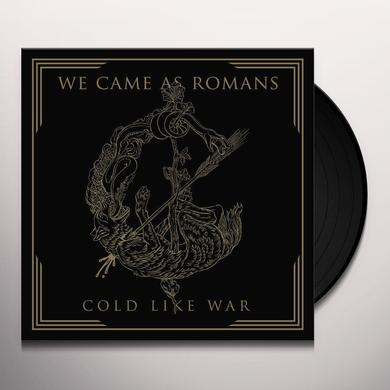 We Came As Romans COLD LIKE WAR Vinyl Record - Black Vinyl, Colored Vinyl