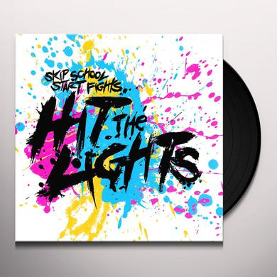 Hit The Lights LAFCADIO Vinyl Record