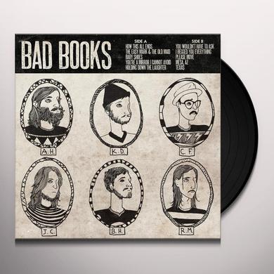 BAD BOOKS Vinyl Record