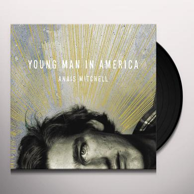 Anais Mitchell YOUNG MAN IN AMERICA Vinyl Record