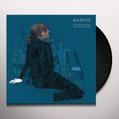 Marnie STRANGE WORDS & WEIRD WARS Vinyl Record