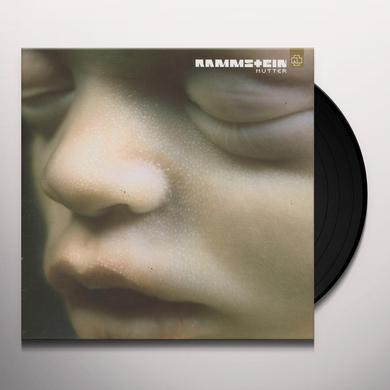 Rammstein MUTTER Vinyl Record