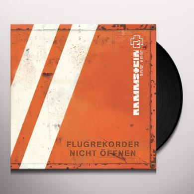 Rammstein REISE REISE Vinyl Record