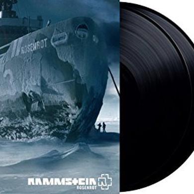 Rammstein ROSENROT Vinyl Record