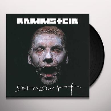 Rammstein SEHNSUCHT Vinyl Record