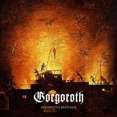 Gorgoroth INSTINCTUS BESTIALIS CD