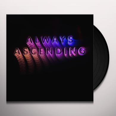 Franz Ferdinand ALWAYS ASCENDING Vinyl Record