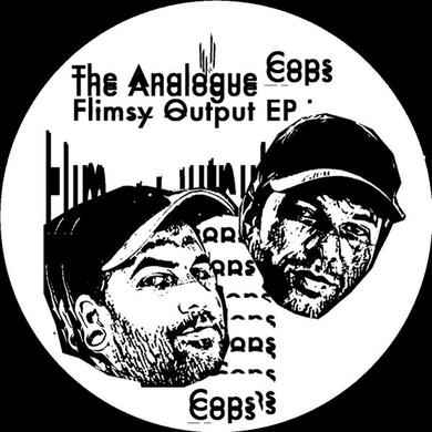 ANALOGUE COPS FLIMSY OUTPUT Vinyl Record