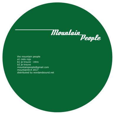 Mountain People MOUNTAIN014 Vinyl Record